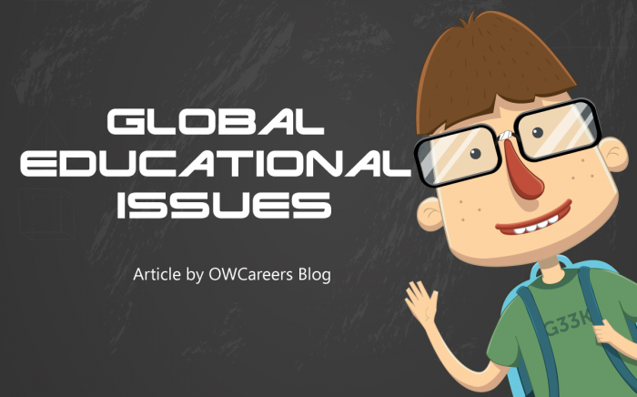 Global Educational Issues