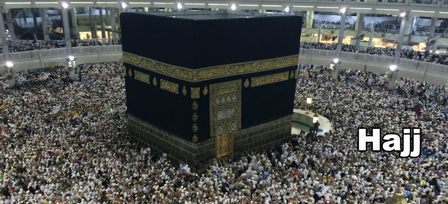 Muslims' Greatest Festival, Hajj