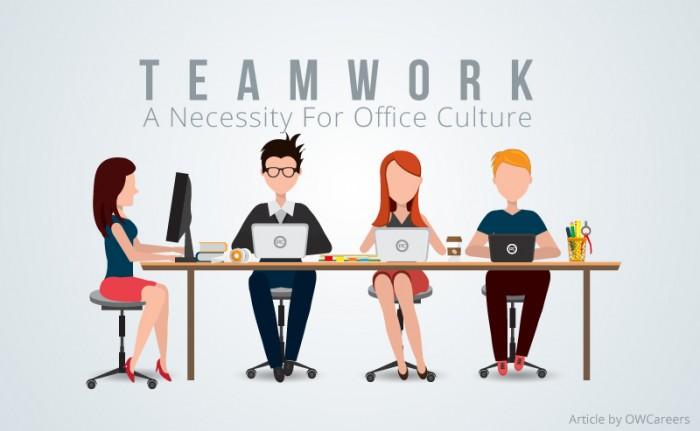 Team Work - A Necessity For Success