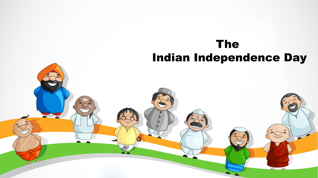 The Indian Independence Day