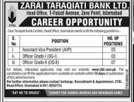 Assistant Vice President in a company Pakistan Karachi