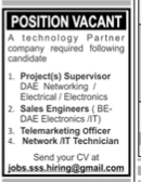Telemarketing Officer in a company Pakistan Karachi