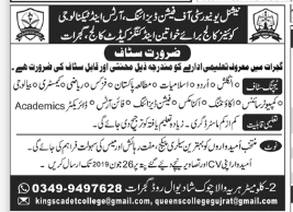 English Teacher in a company Pakistan Lahore
