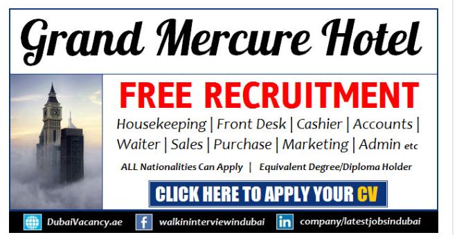 Marketing Executive in a company United Arab Emirates Dubai