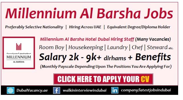 Cluster Marketing Coordinator in a company United Arab Emirates Dubai