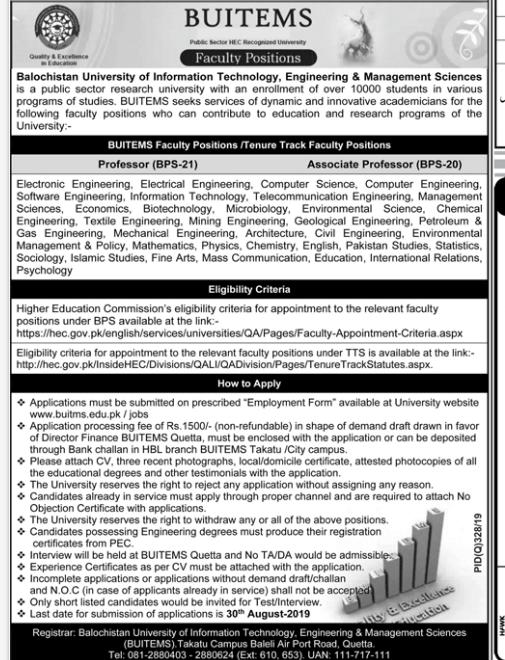 Electronic Engineering Professor in a company Pakistan Karachi