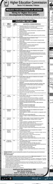 Environmental Specialist in a company Pakistan Karachi
